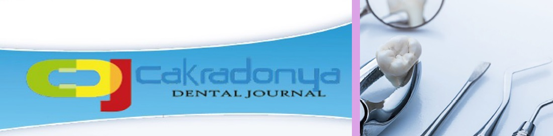 Cakradonya Dental Journal